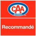Recommandé CAA Québec